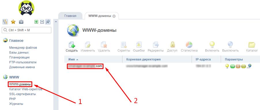 Как включить режим CGI на веб-хостинге