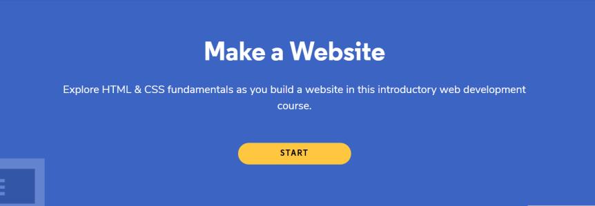 Code Academy - HTML и CSS