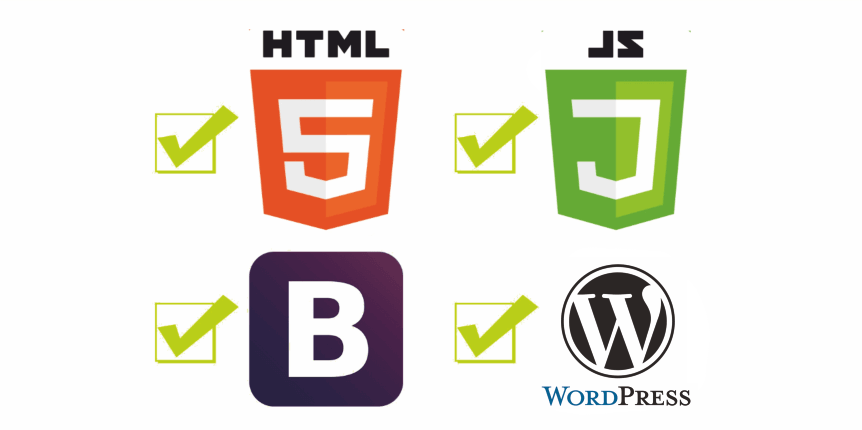 HTML, CSS, Bootstrap и JavaScript