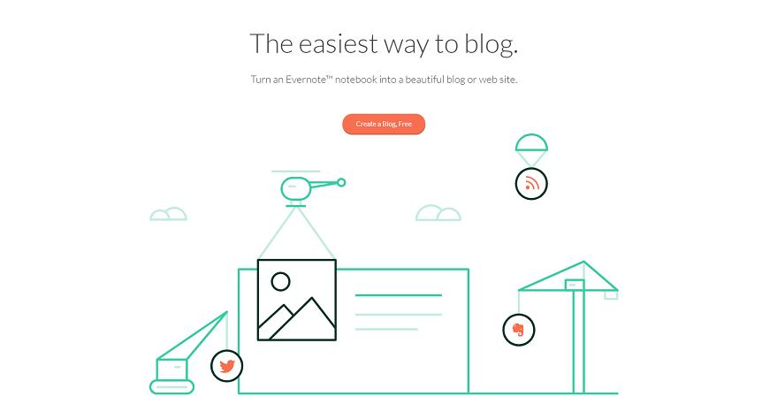Лучшие платформы для блога - Postach.io