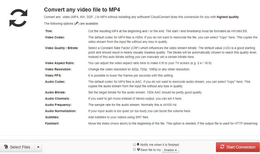 Как оптимизировать видео для сайта