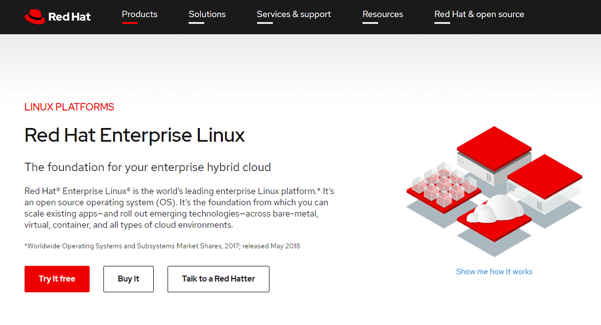 Red Hat Entertainment Lynux
