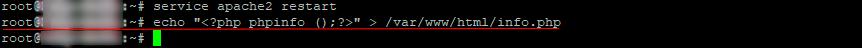 Как установить LAMP на Debian 9