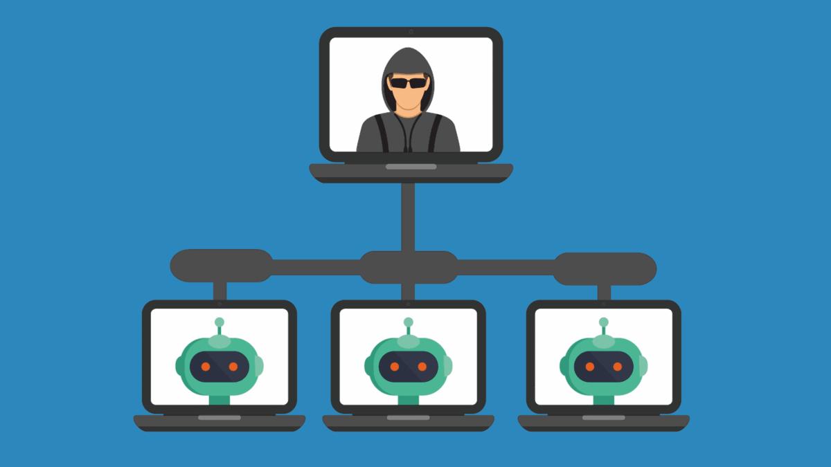 DDoS-атака — ботнет