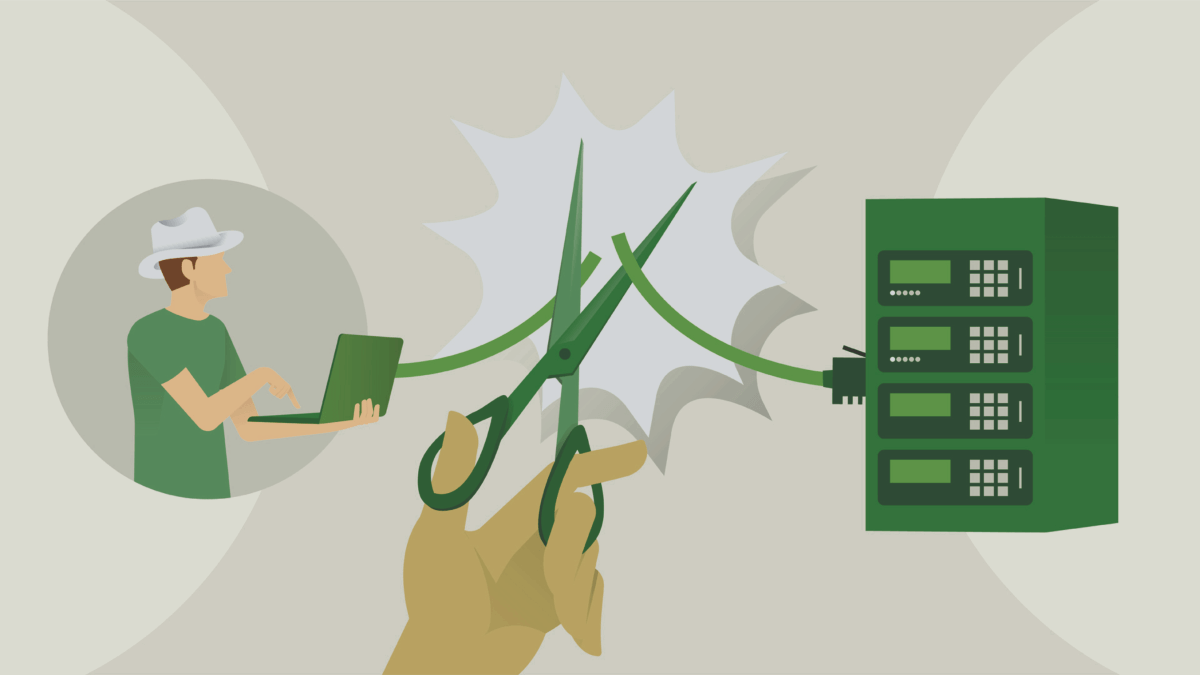 DDoS-атака — транспортный уровень