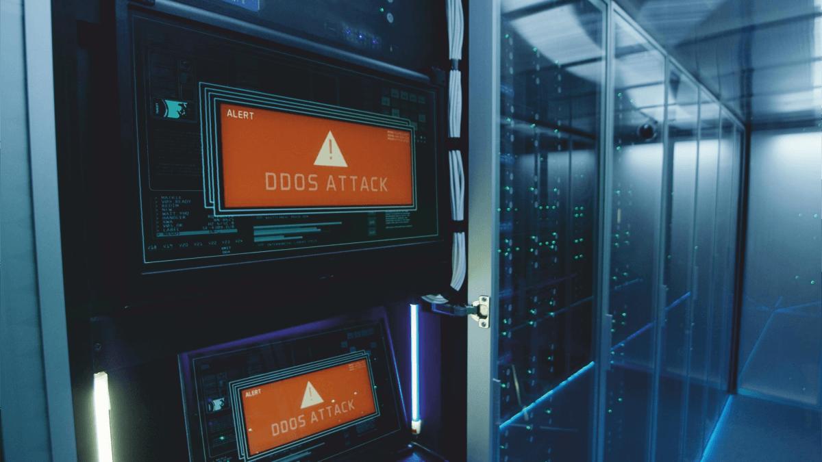 DDoS-атака — защита