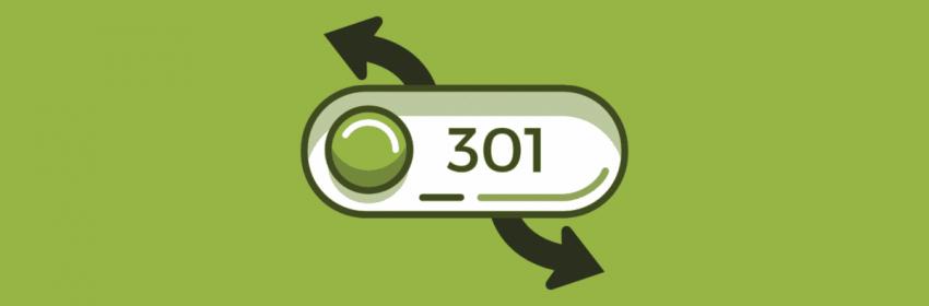 Как сделать 301 редирект