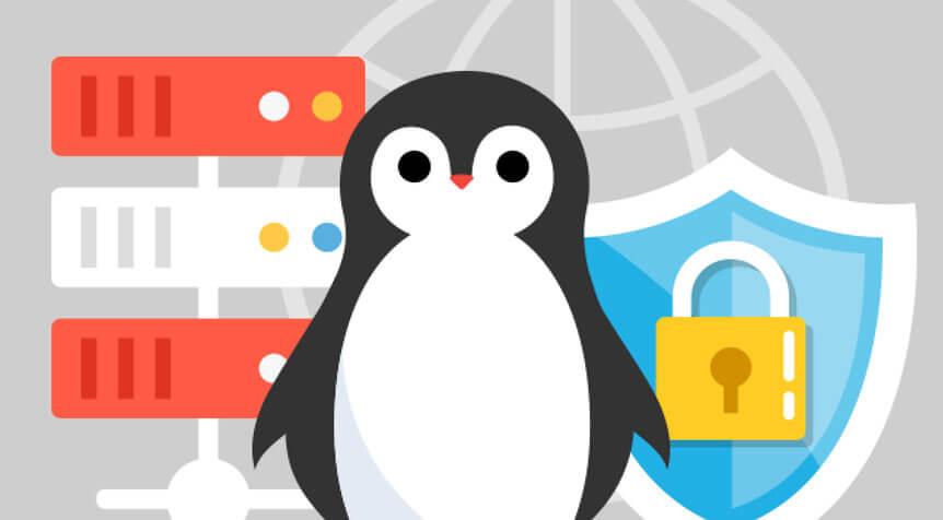 Безопасность виртуального сервера Linux