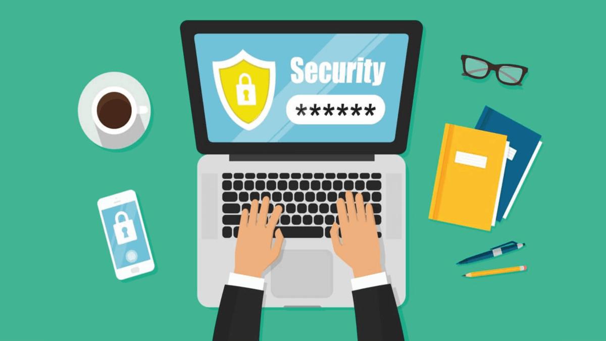 Защита сайта - пароли
