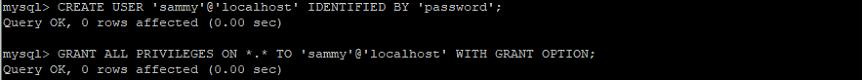 Установка MySQL на Ubuntu