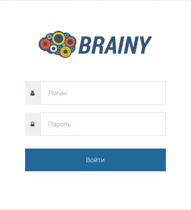 Установка и настройка BrainyCP на VDS с CentOS - панель входа