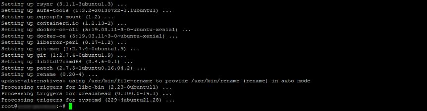 Kubernetes - Установка контейнеров в Ubuntu 16.04